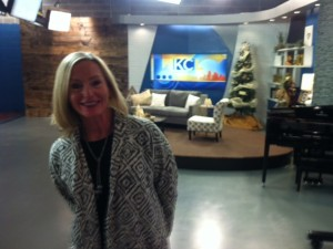 Lisa K. Cooper on KCLive KSHB 41