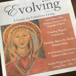 Evolving Magazine